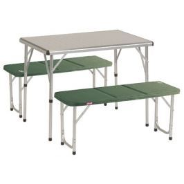 Coleman Kempovací set  Pack Away Table pro 4 for