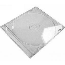 Gembird Krabička na 1x CD - čirá - slim Úložné boxy