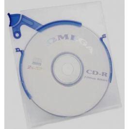 Krabička na 1 CD/DVD slim KICK OUT modrá Úložné boxy