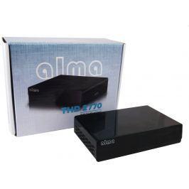 Alma DVB-T přijímač  2770 DVB-T2 HD, černý DVB-T příjímače