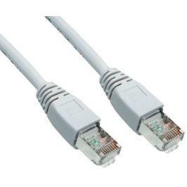 Solarix Patch kabel CAT5E UTP PVC 1m šedý non-snag-proof C5E-155GY-1MB Síťové kabely