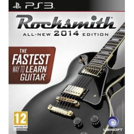 XZONE Rocksmith 2014 (PS3)