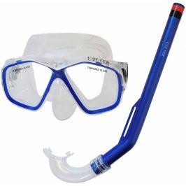 Rulyt Potápěčský set CALTER KIDS S06+M278 PVC, modrý Potápěčské masky