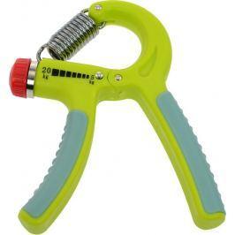 LIFEFIT Posilovací kleště  EXTEND HAND GRIP 5-20kg, šedo-zelená Ostatní fitness nářadí
