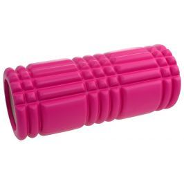 Lifefit Masážní válec  JOGA ROLLER B01 33x14cm, růžový Ostatní fitness nářadí