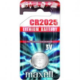 Maxell CR 2025 LITH. MINCOVÁ BAT. 3V Hardware