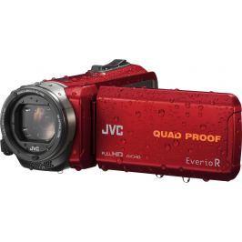 JVC GZ-R435R FULL HD VODOTĚSNÁ KAMERA digitální kamery