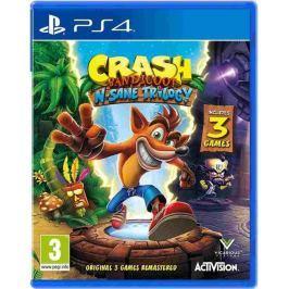 Activision PS4 hraCrash Bandicoot N.Sane Trilogy Hry na PlayStation 4