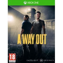 Electronic Arts XONE - A Way Out Hry na Xbox ONE