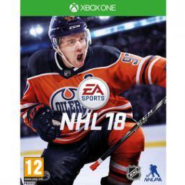 ELECTRONIC ARTS XONE - NHL 18 - 15.9. Hry na Xbox ONE