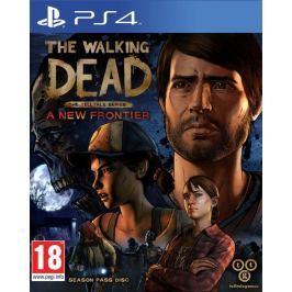 WARNER BROS PS4 - Telltale - Walking Dead Season 3 Hry na PlayStation 4
