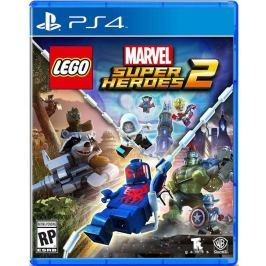 WARNER BROS PS4 - LEGO Marvel Super Heroes 2 Hry na PlayStation 4
