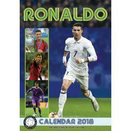 Helma 365, s.r.o. Kalendář 2018 - CRISTIANO RONALDO Ronaldo