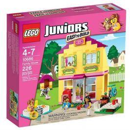 LEGO Stavebnice ® Juniors 10686 Rodinný domek