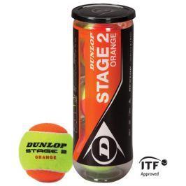 Dunlop Tenisové míčky  STAGE 2 Tenisové míče