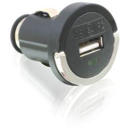 DeLock nabíječka do auta 12V/24V -> USB, černá