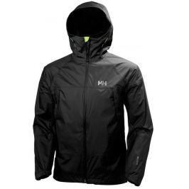 Helly Hansen Pánská bunda  LOKE SAGA JACKET::L; Černá-990 black Pánské bundy a kabáty