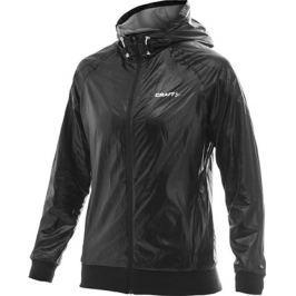 Craft Dámská celorozepínací bunda  In-The-Zone Wind::L; Černá Dámské bundy a kabáty