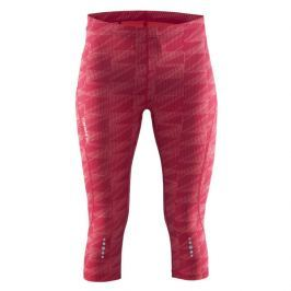 Craft Dámské funkční 3/4 elastické kalhoty  Mind Capri W::XXL; Černá termoprádlo