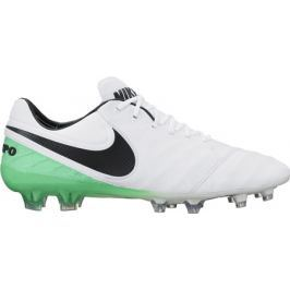 Nike Kopačky  Tiempo Legend VI FG White/Black::US 9 / EUR 42,5 / UK 8