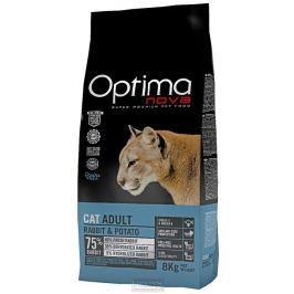 OPTIMAnova CAT RABBIT GRAIN FREE 2kg-11729