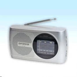 Orava Přenosný rádio přijímač T-120 S Radiomagnetofony