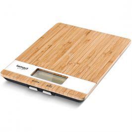 LAMART LT7024 KUCHYŇSKÁ VÁHA BAMBOO Kuchyňské váhy