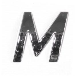 Znak M samolepící PLASTIC