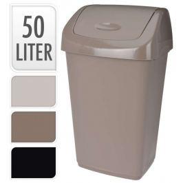 EXCELENT Koš odpadkový 50 l, 3 barvy