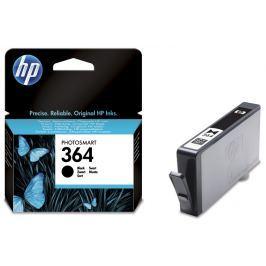 HP Ink Black č.364 pro HP Photosmart B8550, C5380, D5460, 250 str. (CB316EE)