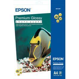 EPSON Paper A4 Premium Glossy (20 sheet)