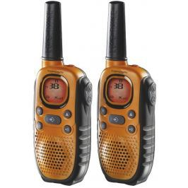 TOPCOM Twintalker 9100 Long Range, RC-6404, dosah 10 km, vysílačky