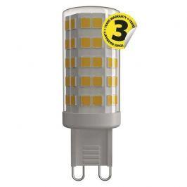 EMOS Lighting LED žárovka Classic JC A++ 3,5W G9 teplá bílá