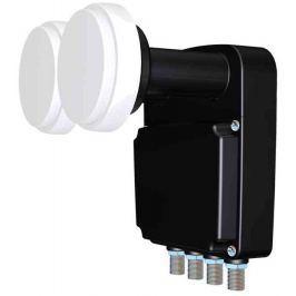 Inverto Konvertor  BLACK Pro Quad Monoblock 23 mm LNB 4.3°