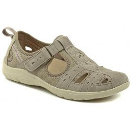 Earth Spirit Cleveland béžová dámská letní obuv, 38