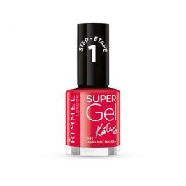 Rimmel Gelový lak na nehty Super Gel (Nail Polish) 12 ml 082 Purple Splash