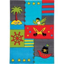 Dětský koberec Kiddy 613/668, 80 x 150  cm-SLEVA
