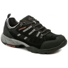 Power 702M černá pánská outdoroová obuv, 43