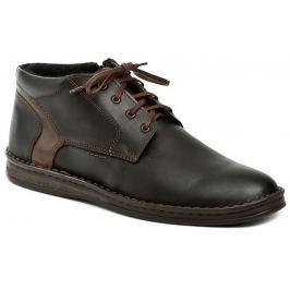Bukat 244 černé pánské zimní boty, 44