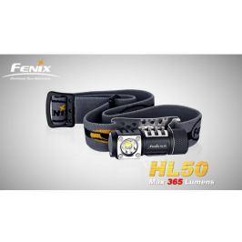 Fenix Parametry čelové svítilny  HL50: HL50