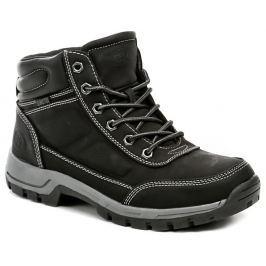 Cortina.be BM 371170200 černá pánská zimní obuv, 43
