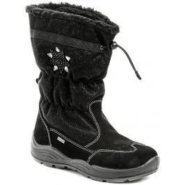 IMAC I2217z61 černé dámské zimní boty, 37
