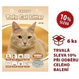Smarty Tofu Cat Litter-Original-podestýlka bez vůně 6lt.-AKCE 10%-14703