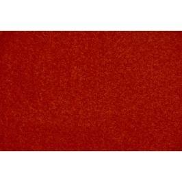 Kusový vínově červený koberec Eton, 200 x 300 cm
