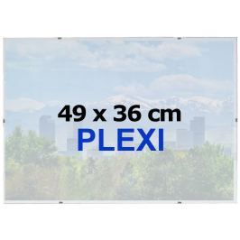 BFHM Rám na puzzle Euroclip 49 x 36 cm - plexisklo