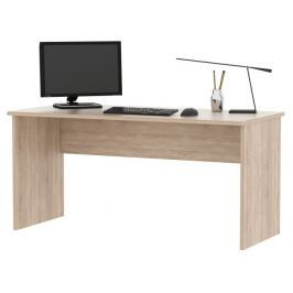 Tempo Kondela Kancelářský stůl, dub sonoma, JOHAN NEW 01