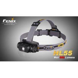Fenix Parametry čelovky  HL55: HL55