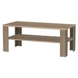 Tempo Kondela Konferenční stolek, dlouhý, tmavý truflový dub sonoma, INTERSYS 22