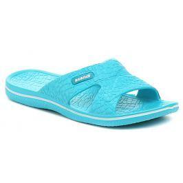 Scandi 58-0051-S1 modré dámské plážovky, 36