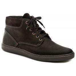 Koma 11M1102 černé pánské nadměrné boty, 46